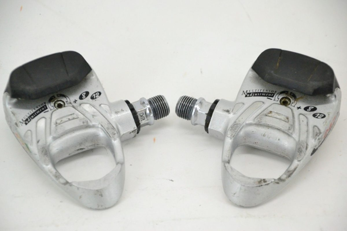 Look PP247 pedals for older Delta cleatsAdjustable tension system