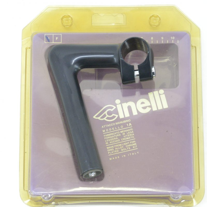 Cinelli 1A stem 80 Black