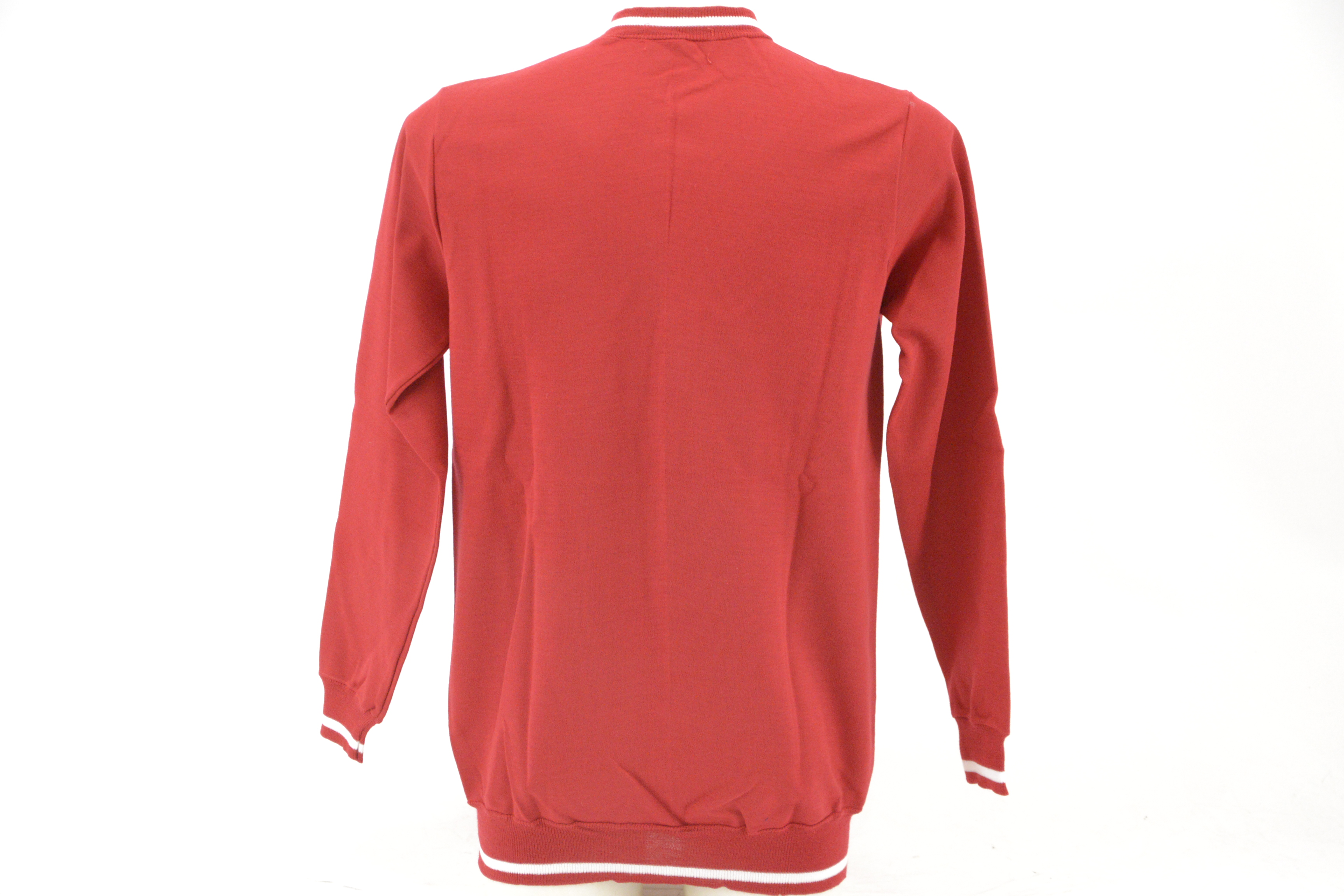 Photo Warm Up Red Cycling Suit